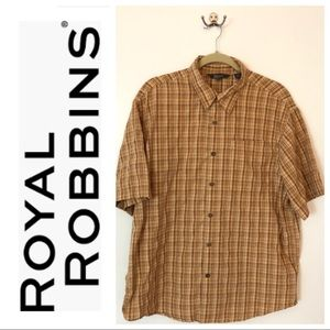 Royal Robbins Casual Button Down Shirt